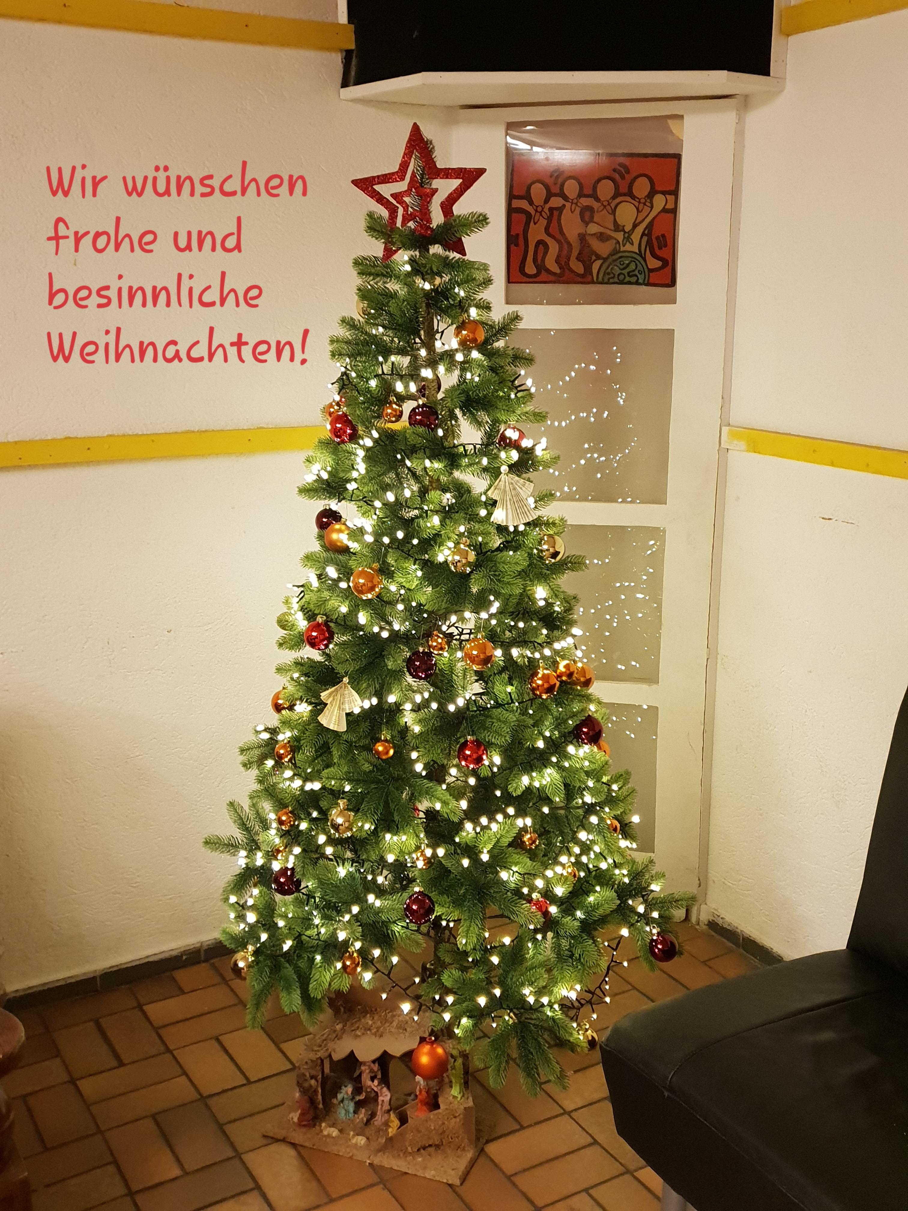 Wünsche Euch Besinnliche Weihnachten.Frohe Weihnachten Dpsg St Konrad Speyer